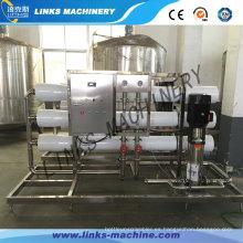 Venta caliente de la máquina de tratamiento de agua para baja inversión de fábrica
