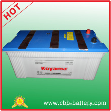 12V 200ah Dry Charge Truck Battery N200