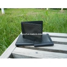 Carbon Fiber Wallet/ Leather Wallet/Purse (JXYK008)