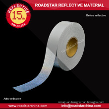 wholesale silver flame resistant reflective fabric