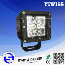 Ytw18s Sales Promotion! 3 Inch 10-30V 18W High Power LED Light Bar for Motor/Offroad/Trucks/Cars/Ships/Vehicles/SUV