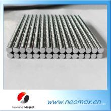 N52 Cylindre à imitation au néodyme