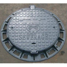 Square Duction Iron Manhole Cover