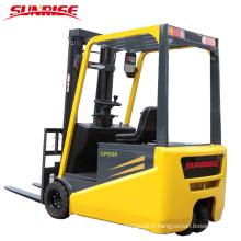 Gn30s de chariot élévateur électrique du courant alternatif 3t de haute qualité de l'usine directe de wolwa