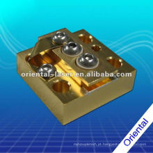 Disposição do diodo láser de 3 * 40w 808nm para o módulo de YAG