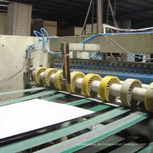 Zusammengesetztes Papppapier, das Maschine herstellt