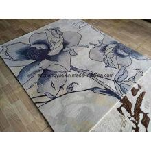 Hochwertiger handgemachter moderner Teppich