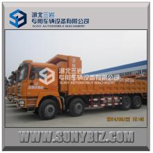 40t Shacman F3000 375HP Dumper LKW