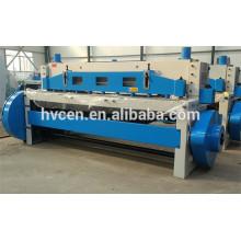 Q11-4x2500 máquina de corte de chapa metálica cnc