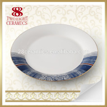 gold charger plates tin catering dinner plates