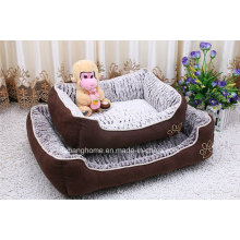 Nouvelle conception Hot Sale Soft Pet Bed Dog / Cat Bed