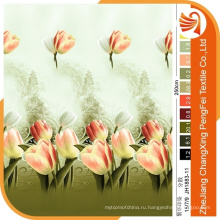 3D печатных цветочные ткань применяется для домашнего текстиля
