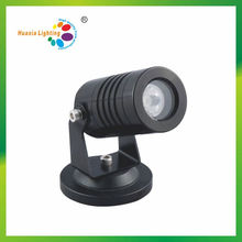 Luz blanca del jardín del color LED AC240V IP65 del aluminio, luz del césped
