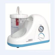 Machine d'aspiration portable Wt003-C de matériel médical