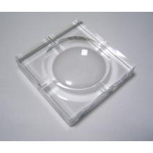 K9 cristal de alta qualidade cinzeiro de charuto cristal claro, fumar set (jd-yg-003)