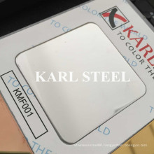High Quality 304 Stainless Steel Color Kmf001 Mirror 8k Sheet