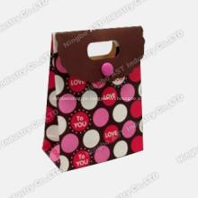 Musik-Papiertüte, Musik-Einkaufstasche, beschreibbare Geschenktüte