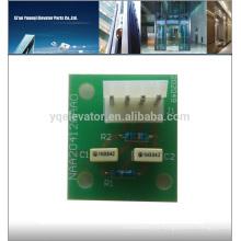 Tarjeta electrónica del elevador NAA20412AAA0 tarjeta del control del elevador de la elevación