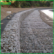 Factory price strong decorative wire mesh gabion cages