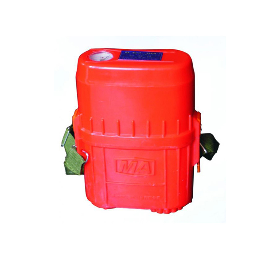 Miners Compressed Oxygen Self Rescuer