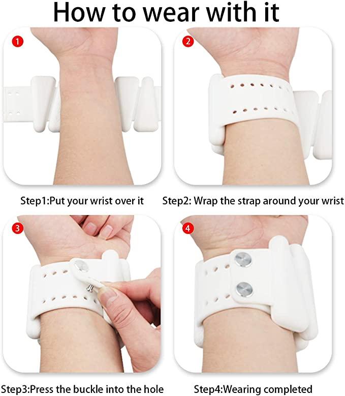Wrist Weights Bracelet