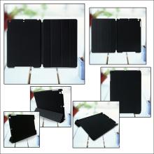 Neue faltbare stehen Tablet Ledertasche für iPad Air