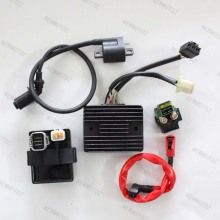 CFMOTO 500 ρυθμιστής + Starter Ηλεκτρομαγνητική ρελέ + CDI + ανάφλεξης πηνίο