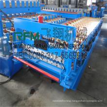FX corrugated fin welding machine