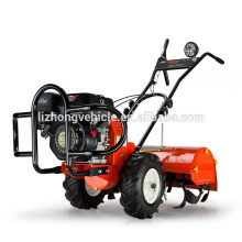 China Großhandel 7Hp 700mm selbst angetrieben Mini Gartenfräse Motorhacke, Mini macht Pinne, Landwirtschaft Pinne