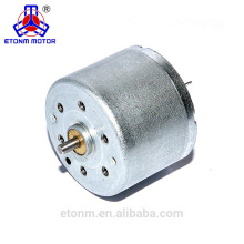 24 V dc motor mit hohem drehmoment 6000 rpm kohlebürste motor DCM2520