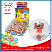 Em71 Mini Musical Basketball Game Toy with Candy