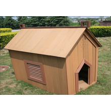 WPC/Wood Plastic Composite Dog House