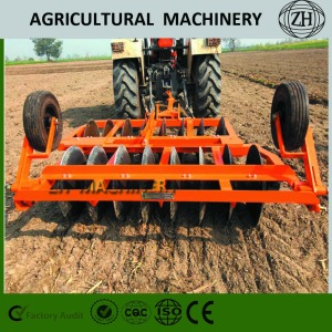 Mesin Pertanian Disc Harrow
