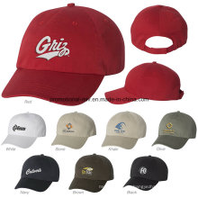 Polyester / Spandex-Six-Panel-Caps