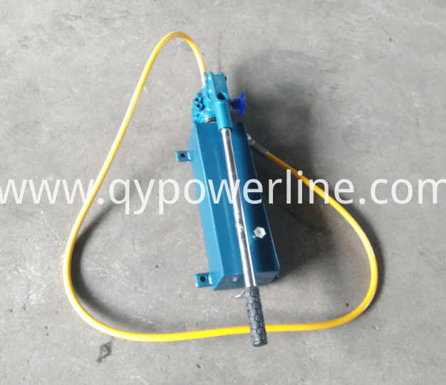 Portable Manual Hydraulic Pump
