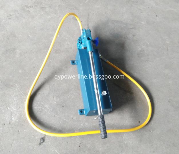 Portable Manual Hydraulic Pump