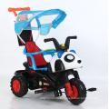 Triciclo de alta qualidade da criança dos desenhos animados do plástico PP