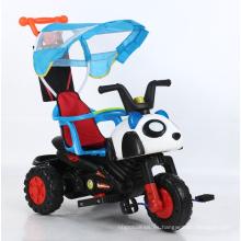 Triciclo plástico de alta calidad del niño de la historieta de los PP