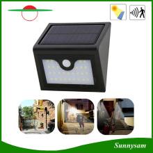 100lm IP65 28LEDs Solar Powered Outdoor PIR Motion Sensor Light