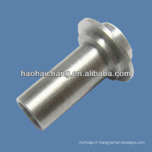 Manchon CNC en aluminium de précision non standard