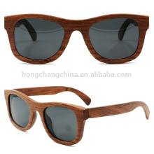 Italy design custom own logo wooden prescription sunglasses  2018