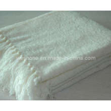 100% Acrylic Throw Chenille Throw at-090061