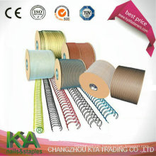 Nylon Coated Wire-O Binding