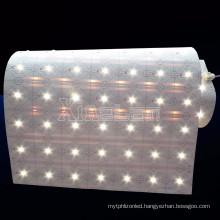 32w DC24V led sheet flexible cuttable module backlighting for advertising
