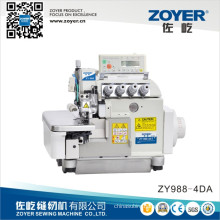 Zoyer Pegasus Ex Auto-Trimmer Direct Drive Overlock Industrial Sewing Machine (ZY988-4DA)