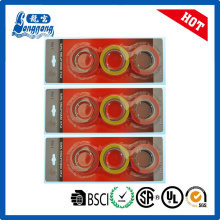 PVC tape blister card packing
