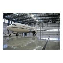 Profesional y de alta calidad de estructura de acero ligero Aircarft Hangar - Yrs4630