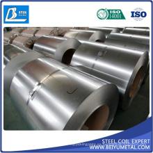 Bobina de acero galvanizada recubierta de zinc ASTM A36 Gi DC51D + Z