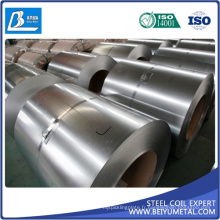 Bobine en acier galvanisée enduite par zinc d'ASTM A36 Gi DC51D + Z