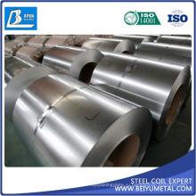 Стандарт ASTM А36 покрытием Ги цинка Гальванизированная стальная Катушка DC51D+Z и